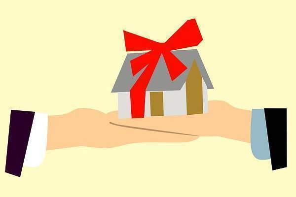 Donazione immobiliare donare casa ai figli immo for Donazioni immobili ai figli