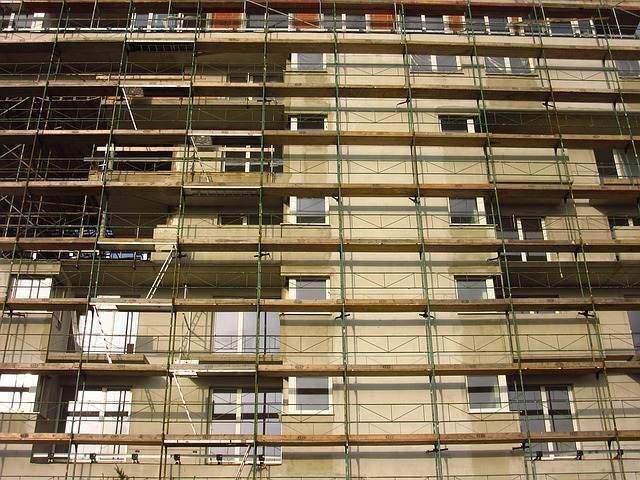 ponteggio ristrutturazione facciata agevolazioni fiscali condominio