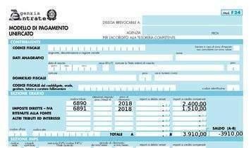 Codici tributo 6890 e 6891 per la compensazione dei crediti d'imposta ecobonus e sismabonus ceduti