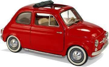 Calcolo rivalutazione prezzo Fiat 500F del 1966